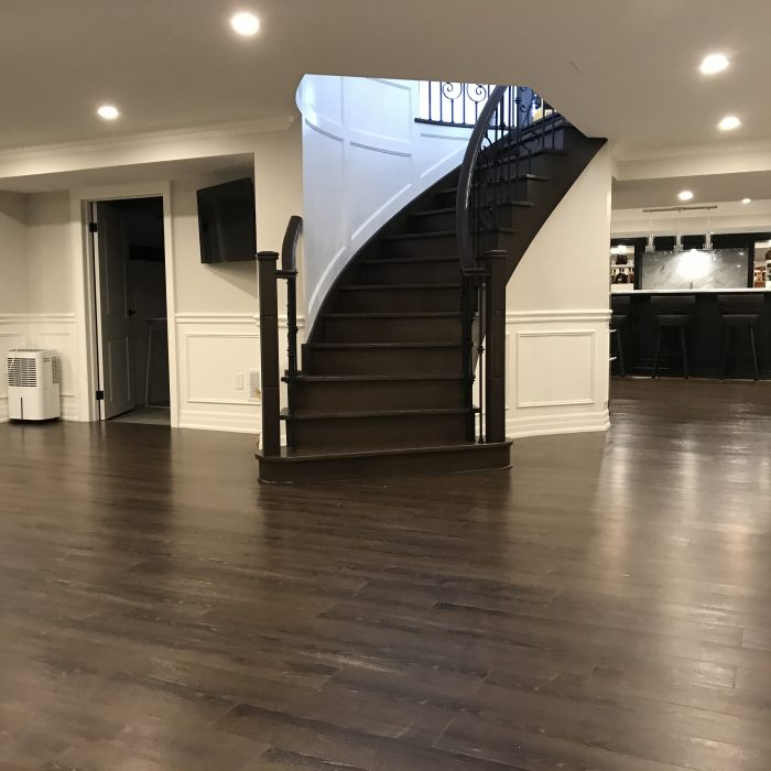 Basement Renovation Mississauga