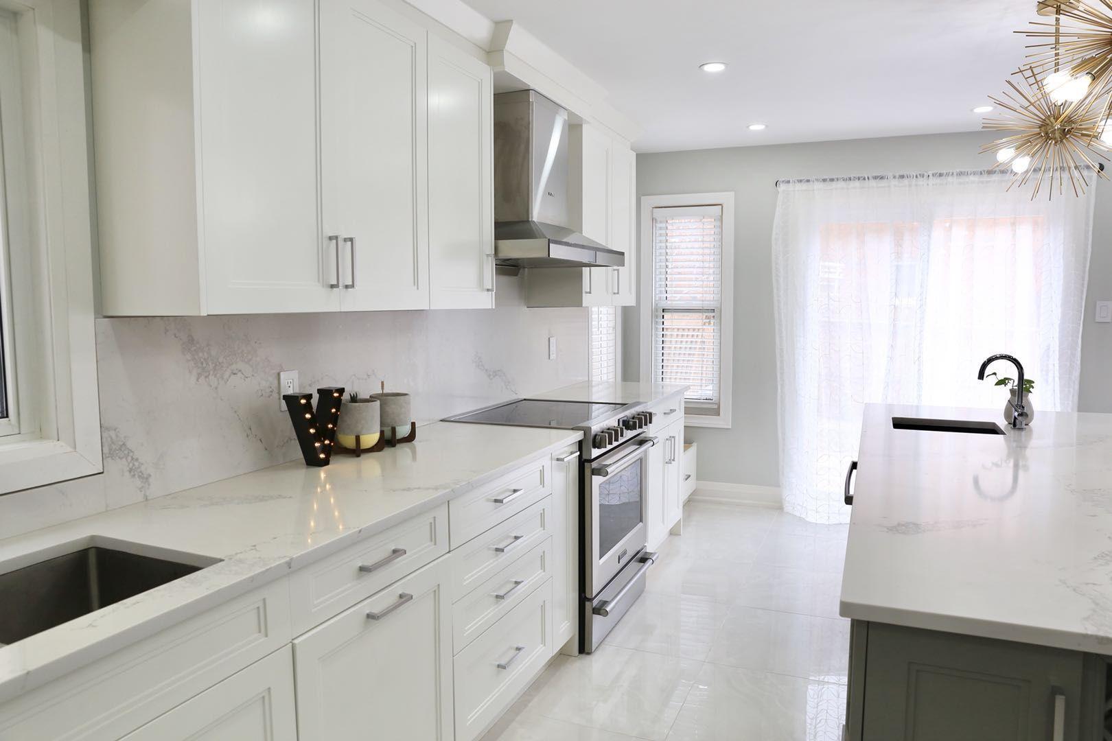 Classic Minimalism Kitchen Style