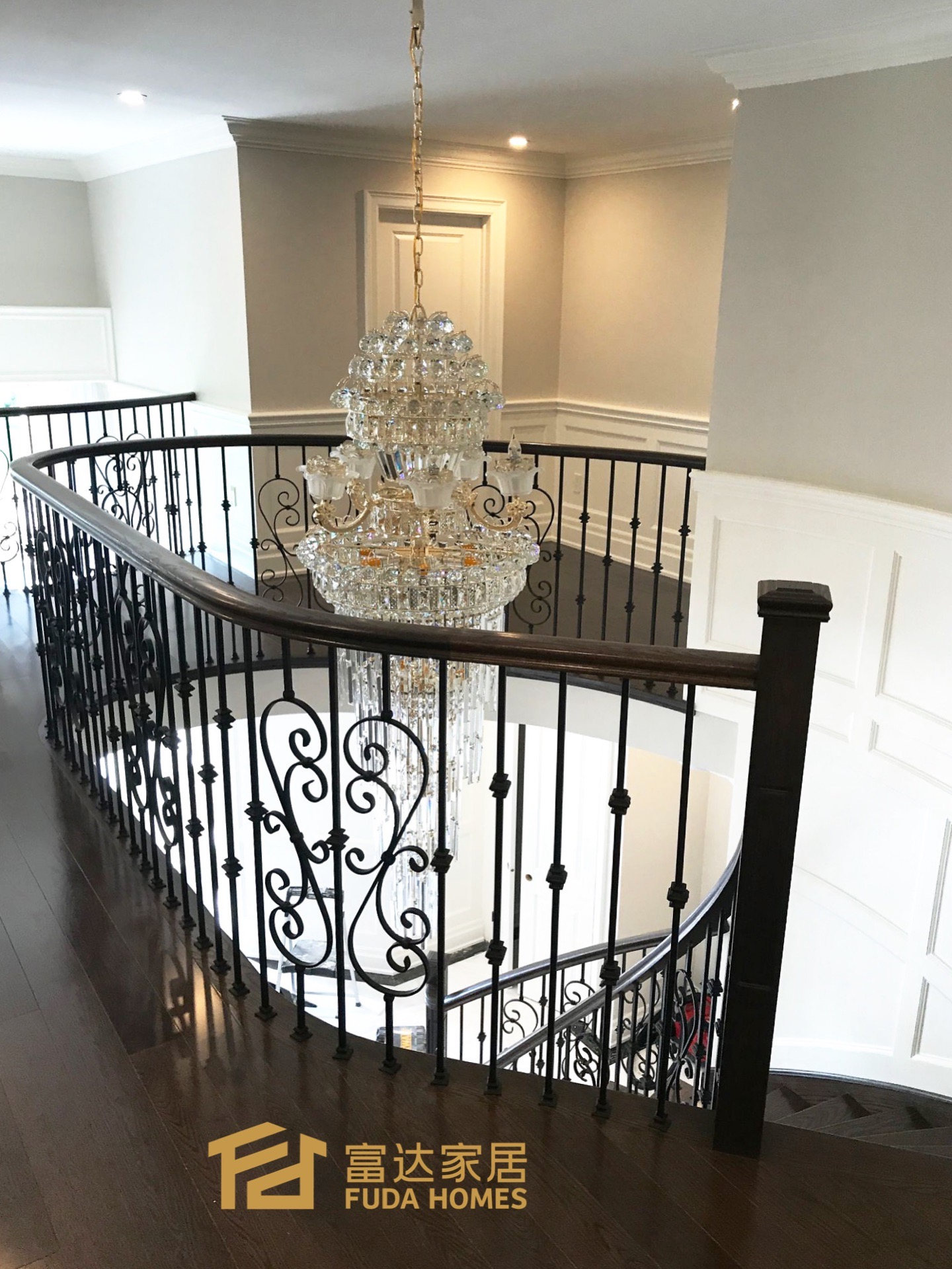 stairs spindel